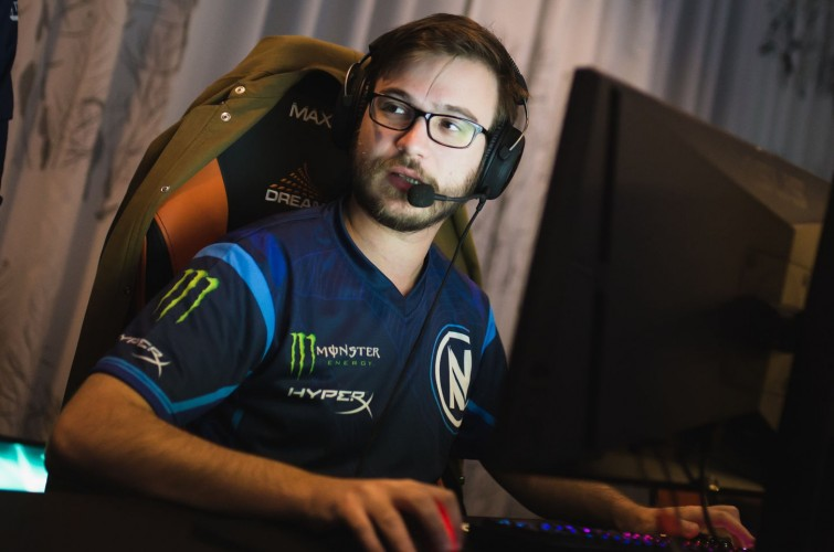 Photos of Team EnVyUs CSGO at Dreamhack Masters in Malmo, Sweden