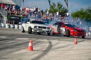 Serbian Drift Championship in Cacak