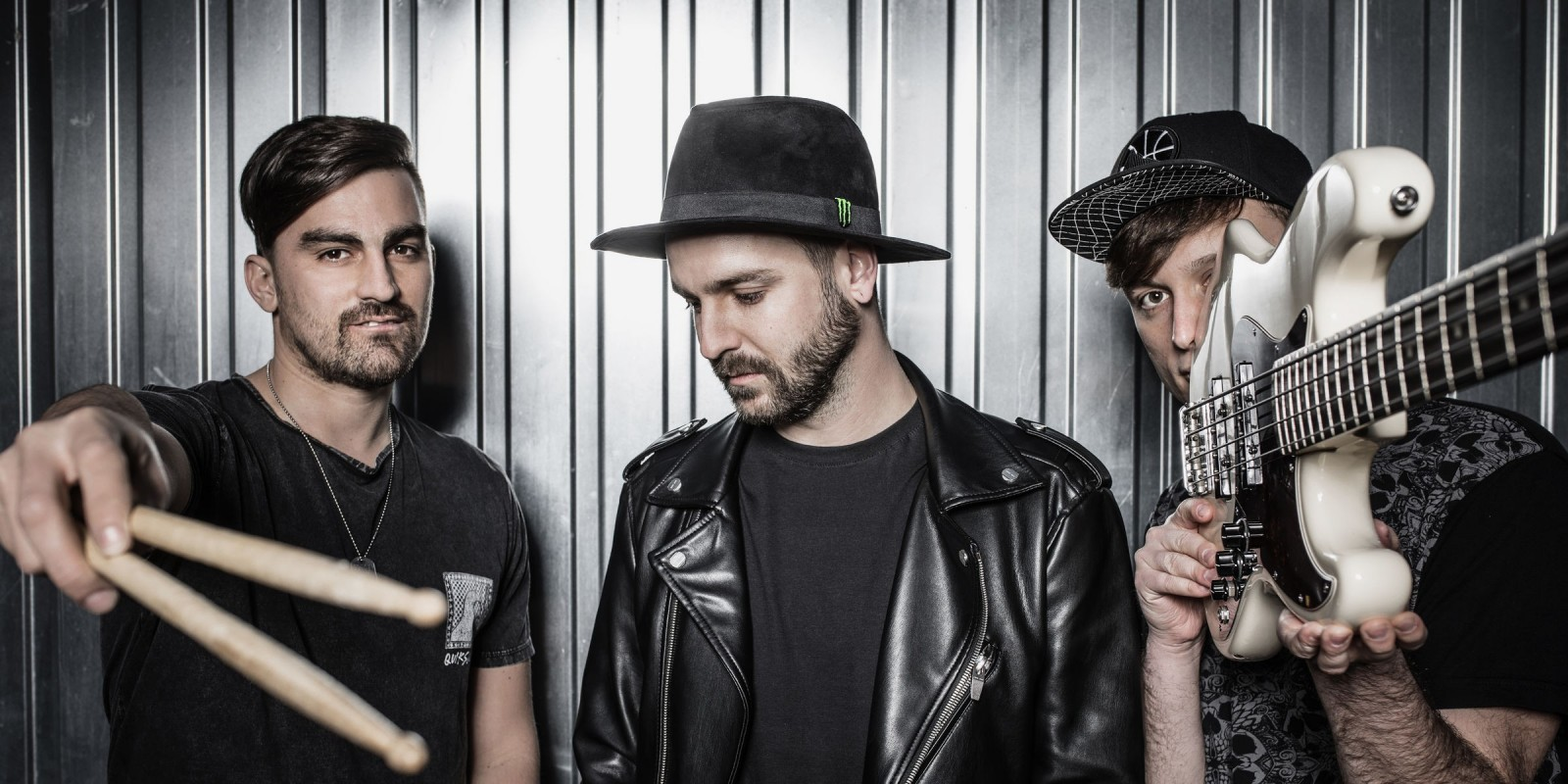 Zoci Voci band promoshoot Ultra Citron 2017