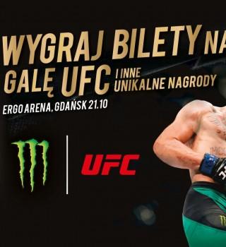 2017 Promotion UFC Gdansk Poland artwork