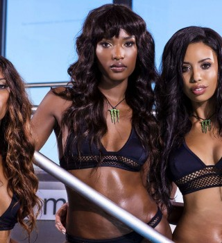 Monster Girls Calendar for Central & South Africa Final Shots