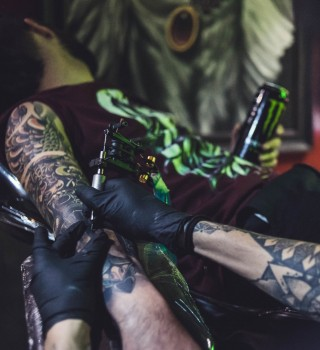 Photo options for Tattoo Events around EMEA