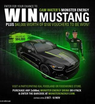 Mustang Promo