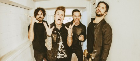 Papa Roach photoshoot shot by Papa Roach LLC