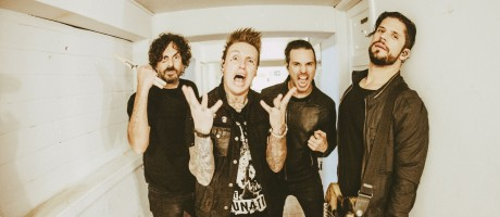 Papa Roach photoshoot shot by Papa Roach LLC