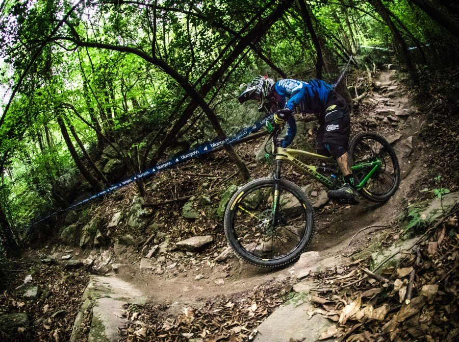 Image from the 2017 EWS Finale Round 8 in Ligure, Italy