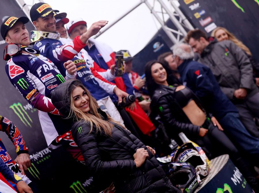 Monster Girls at Motocross of Nations United Kingdom