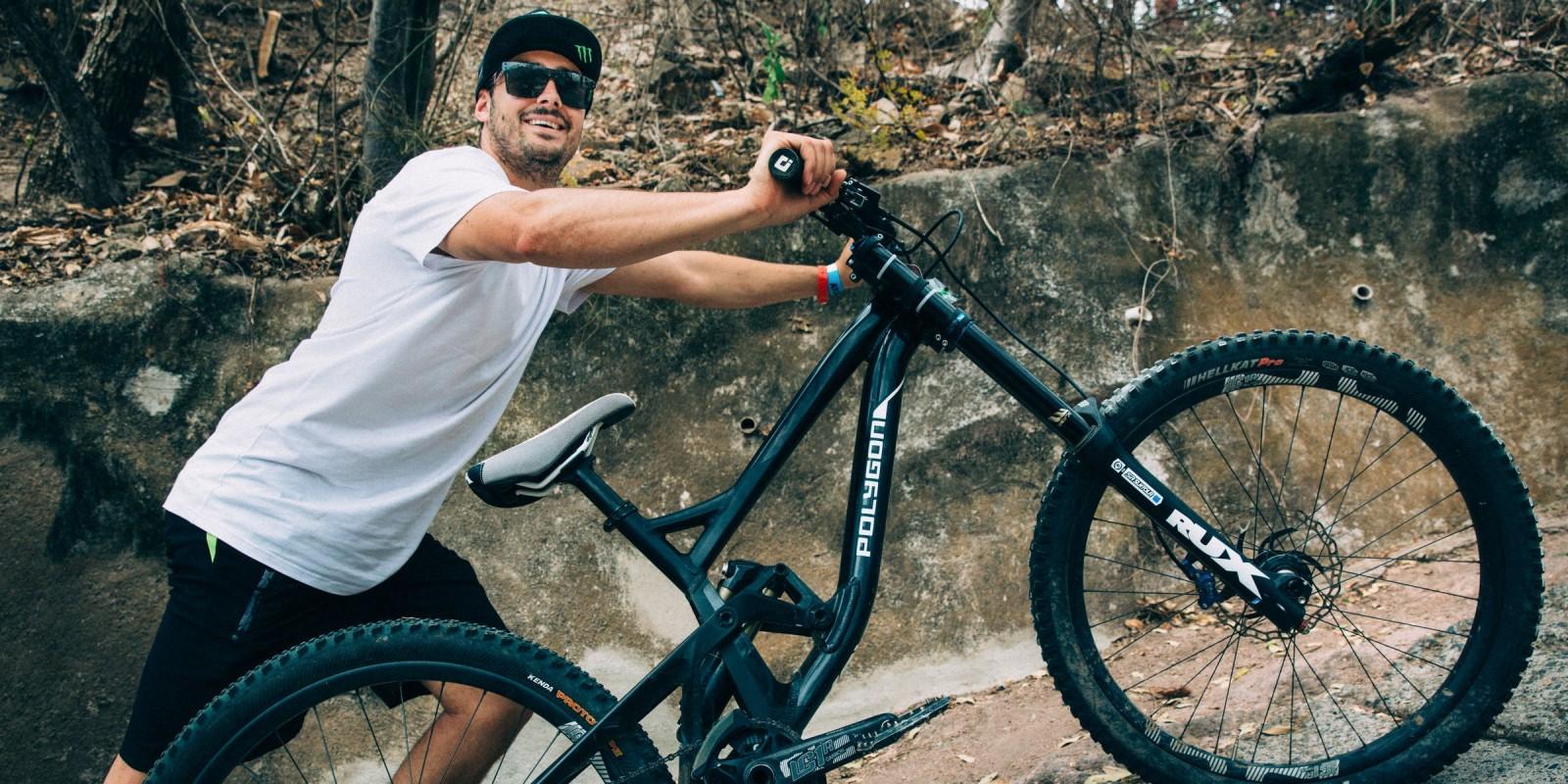 Down Puerto Vallarta, Downhill, Mountain Bike, Mountain Biking, Urban Downhill, Mexico, Sam Reynolds