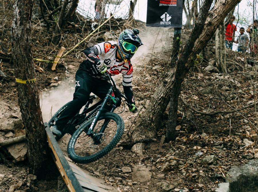 Down Puerto Vallarta Mexico Mountain Bike urban race in Mexico