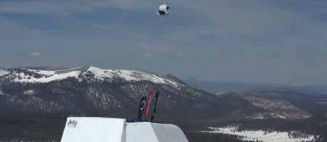 Halldor Helgason at Mammoth's Superpark