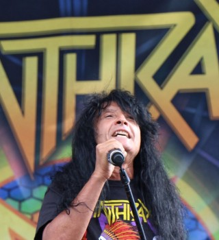 Anthrax at the Chicago Open Air Music Festival