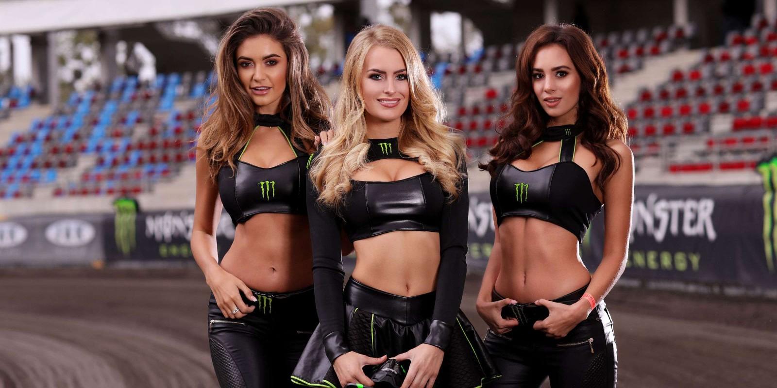 Miss Speedway Monster Girl Shoot At Torun Speedway GP