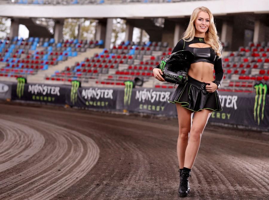 Monster Girls Miss Speedway Shoot in Torun Speedway