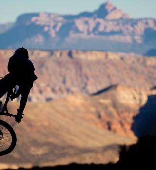 Images of Cam Zink at Rampage in Utah