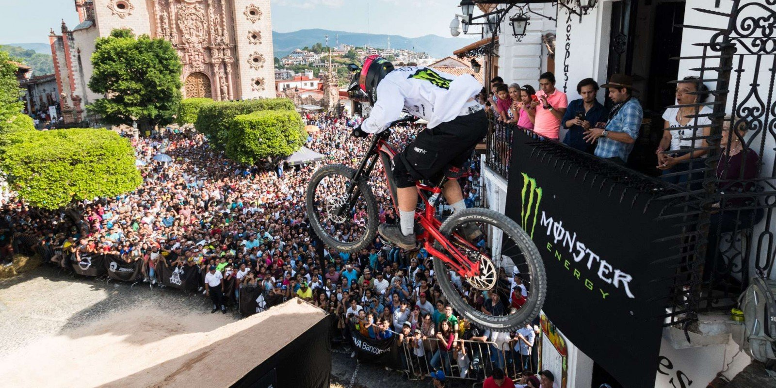 Adolf Silva- Downhill Taxco 2017