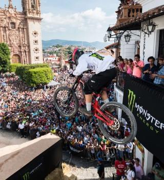 Adolf Silva- Downhill Taxco 2017