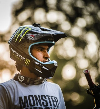 new  MTB athlete  Ricardo Peredo