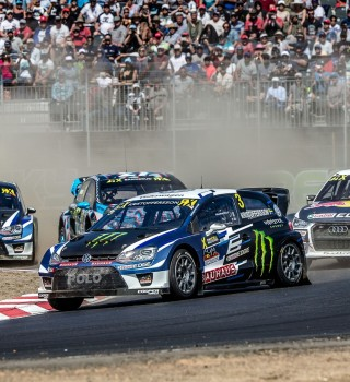 Sunday images from the 2017 World RX of South Africa