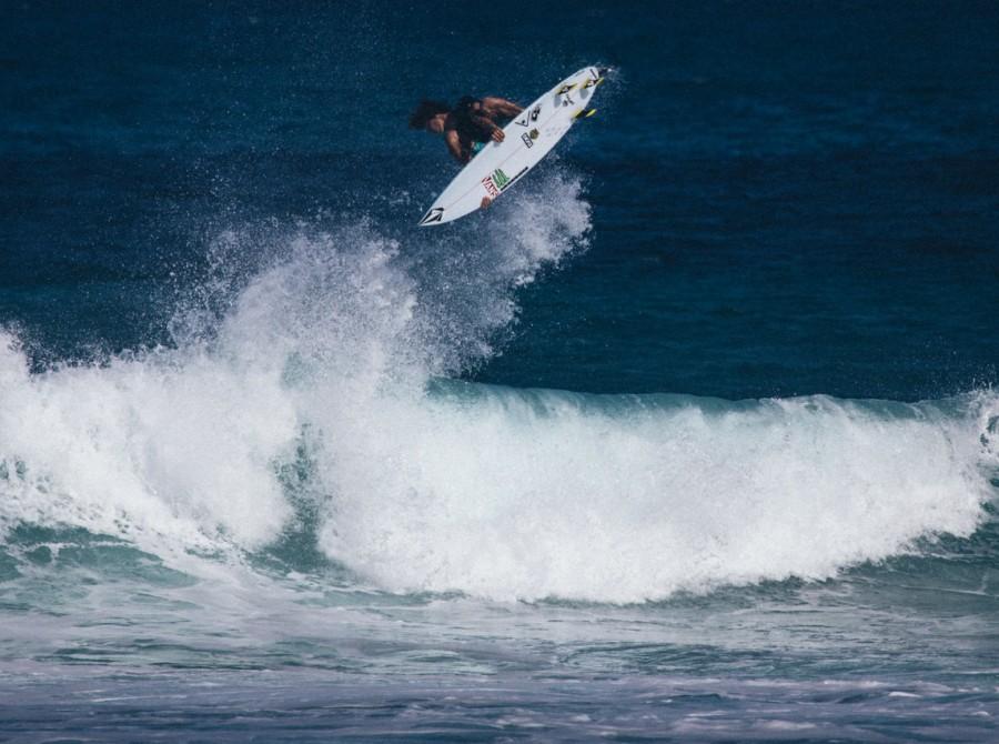 Ballito Pro surf comp in Hawaii