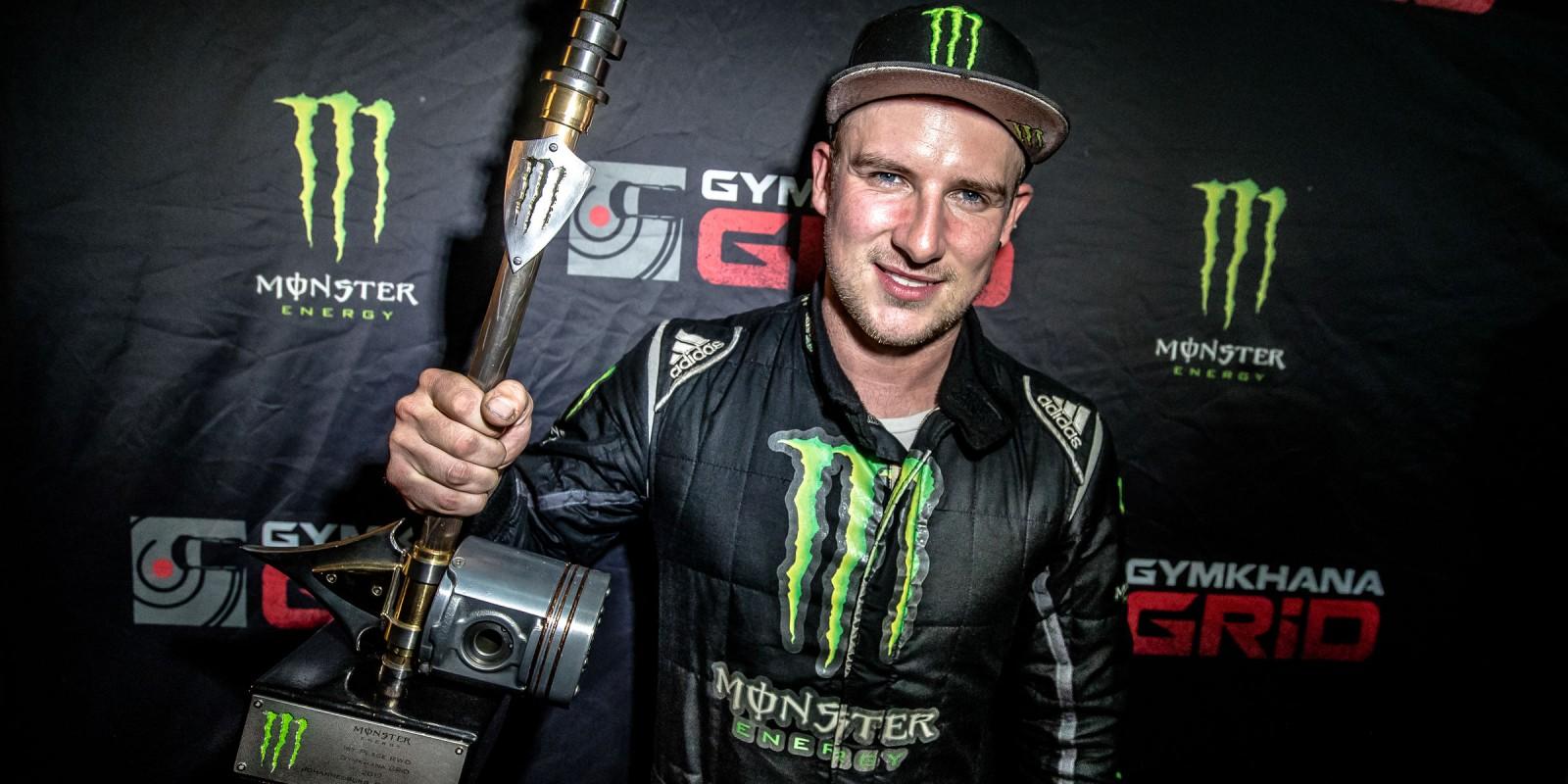 Sunday shots of podium and winners