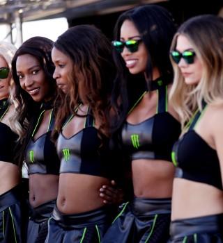 Monster girls at GK Grid
