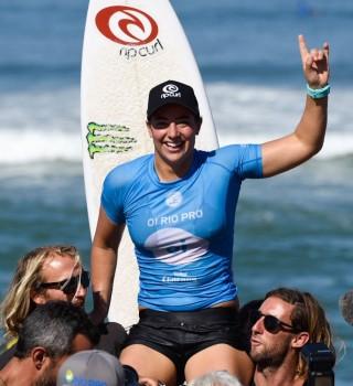 Tyler Wright Wins Oi Rio Pro