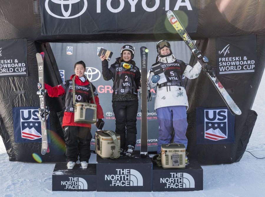 Images from Copper Mtn Grand Prix Superpipe