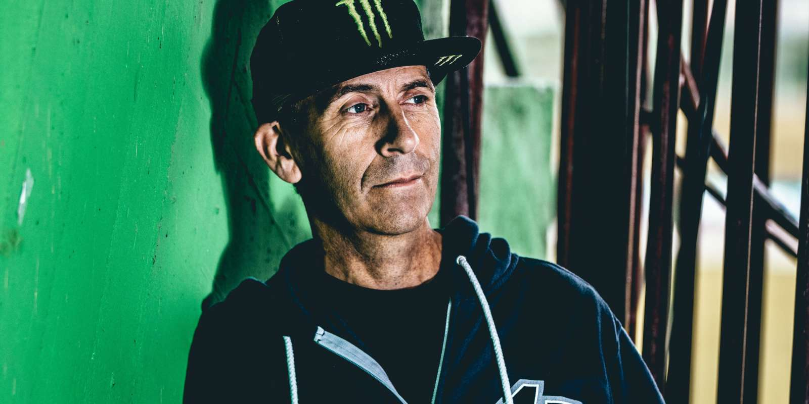 Lifestyle images of 2016 Speedway World Champion Greg Hancock