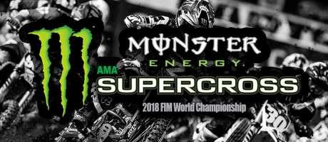 2018 Web Events 2018 Supercross Event Hero
