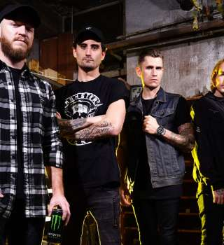 Photoshoot of We Came As Romans