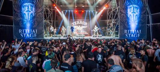 Final day at Resurrection Fest