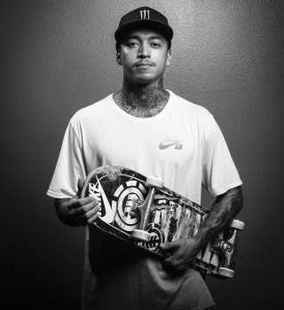 Image of Nyjah Huston's August Photo delivery