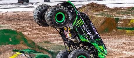 Monster Jam Trucks with Todd LeDuc