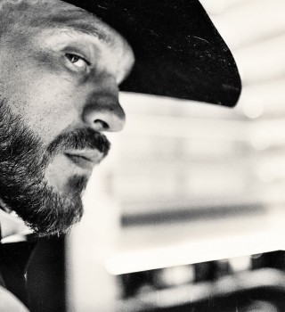 Shot of Donald Cerrone from Behind The Gloves project.