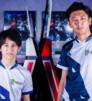 Team Liquid Nemo & John Takeuchi's interview at Japan