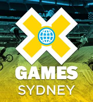 2018 Web X Games Sydney Hero Image