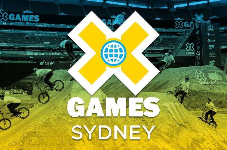 2018 Web X Games Sydney Hero Image