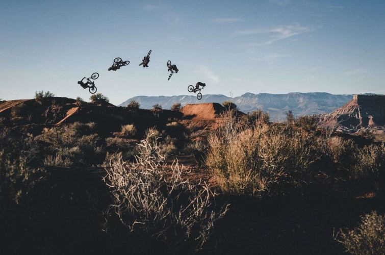 Images from the Mesa Project, taken in Virgin, Utah