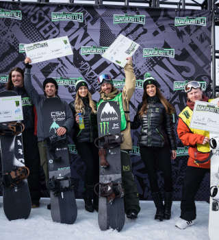 Action, Lifestyle and Ambient photos from the Fernie stop of the 2019 Monster Energy Boarderstyle Tour