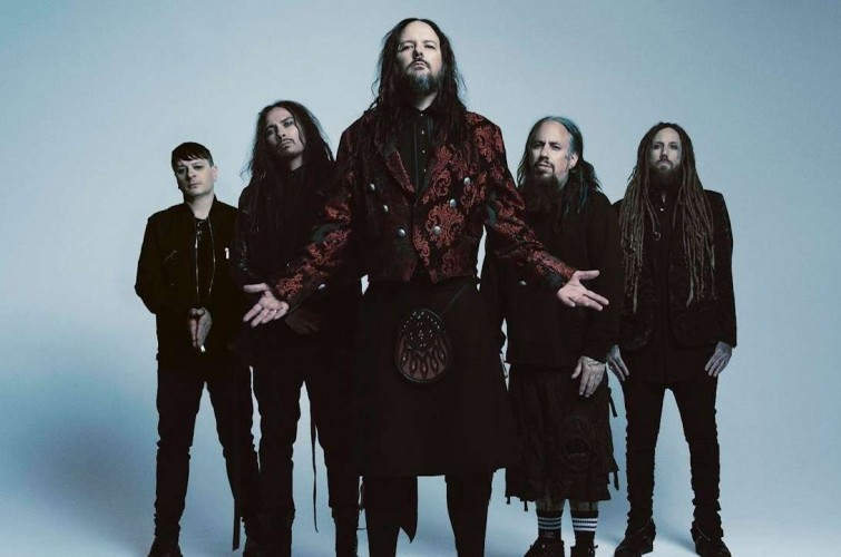 Korn new album and single assets