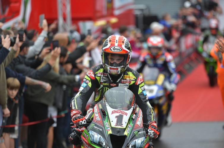 World Superbike images UK Round