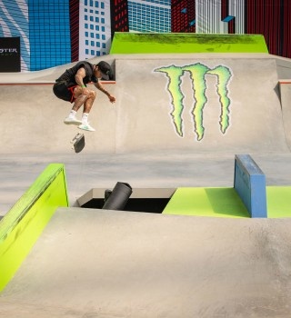 Images from the 2019 X Games in Minneapolis, Minnesota