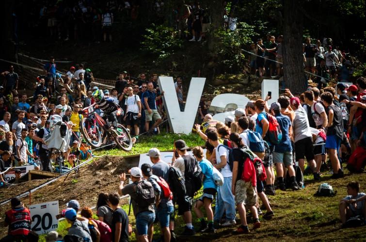 Mountain biking is back in Val di Sole, in Daolasa, Commezzadura, Trentino! A hot summer in Val di Sole, thanks to the UCI Mountain Bike World Cup 2019...