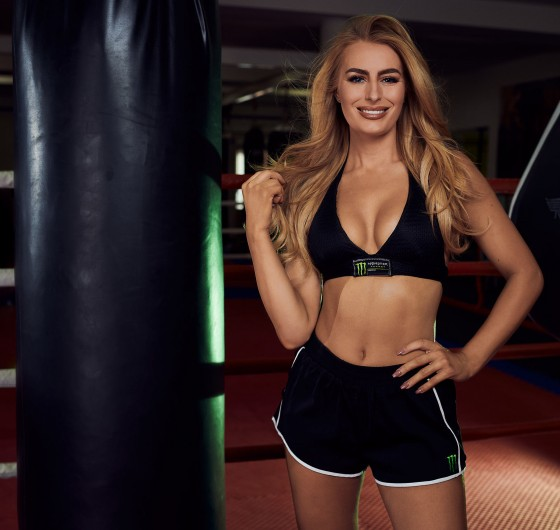 Monster Girls MMA Shoot