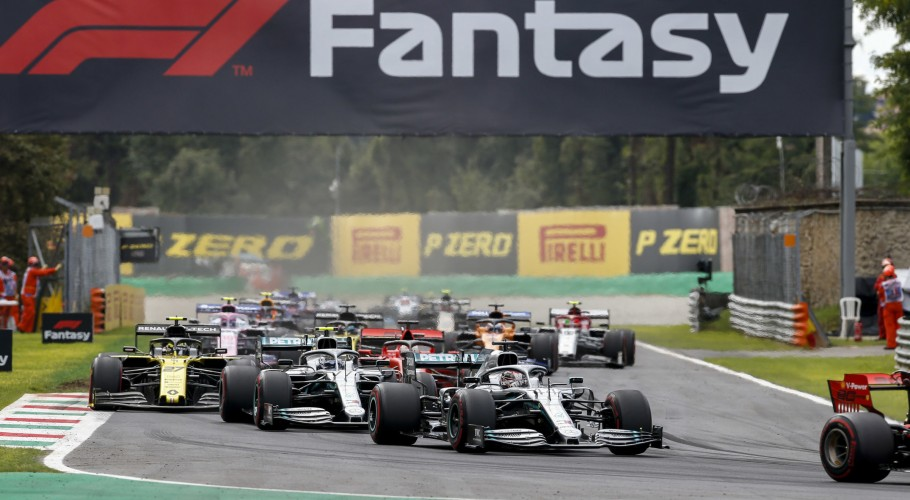 Images from the 2019 Italian Grand Prix