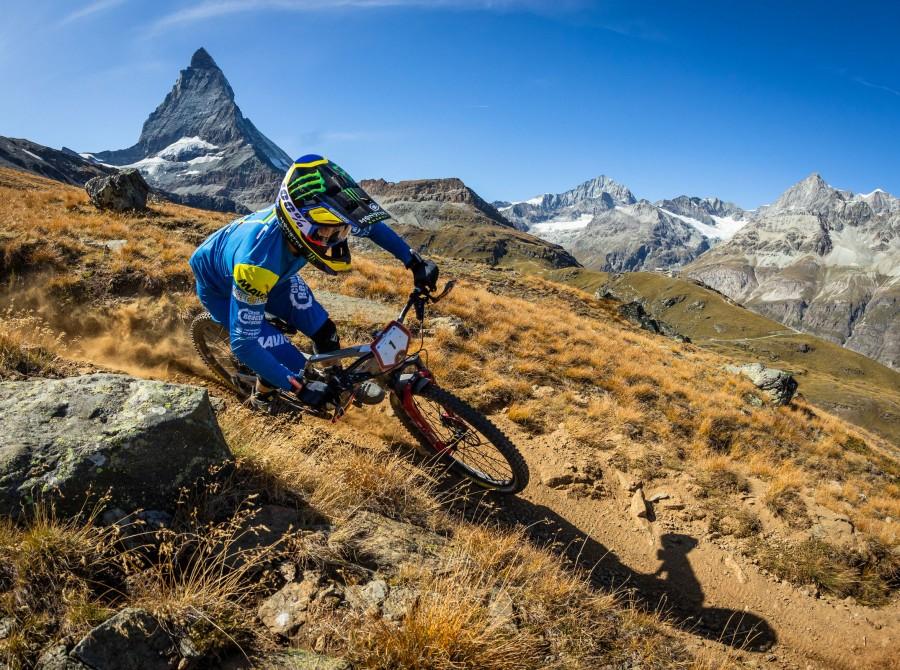 Images from the Enduro World Series Championship in Zermatt, Switzerland