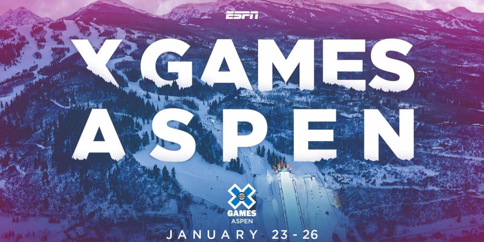 2020, Web, X Games, Aspen