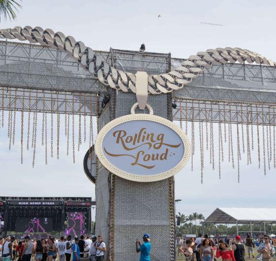 Rollling Loud Music Festival in Miami