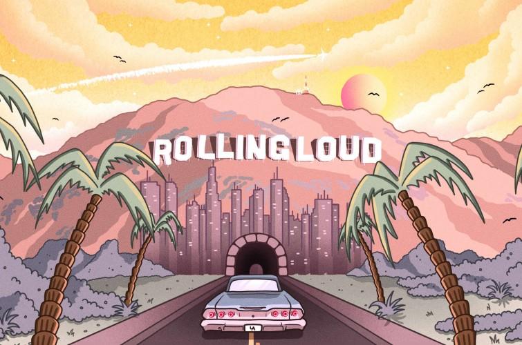 Rolling Loud LA hero