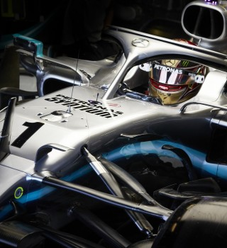 Images from the 2019 F1 Abu Dhabi Grand Prix